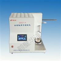 ZDCF-9型自动氟离子抓饭直播飞速nba直播检测煤炭中氟离子